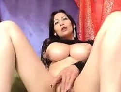 Cam Slut With Big Milky Bowels