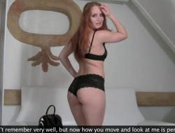 Beauty receives spunk go about on her tits down joy