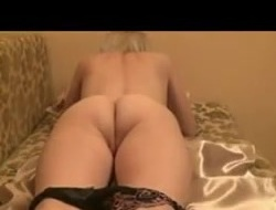 Amateur severe caning