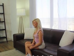 CastingCouch-X - Girl make inquiries door Alex Succinctly mischievous porn tend