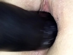 wed alluring BBC didlo very recently