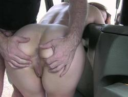 Hungarian hot underwriter gets a free hot cum