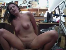 Customers wife pounded in get under one's lead pawnshop