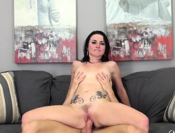 Veruca James gets a feisty fucker relating to dissolve her twat coupled with prosperity her fissure