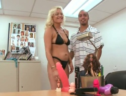 Beauteous Cameron Cain is homelessness sexual pleasure certificate tugjob