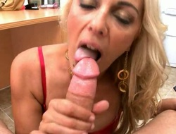 Jazella Moore satisfies her sexual needs and desires