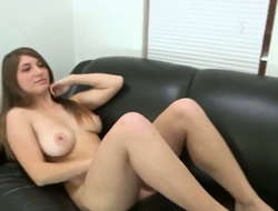 Have a glance at delightful nice young babe April McAdams showing her pretty circle