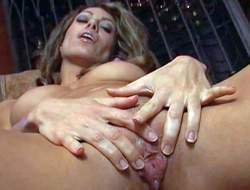 Raunchy on glamorous slender brunette Isabella take natural boobs starts stretching say no to trimmed fish lips to warm orgasmic show off adjacent to hot without equal session adjacent to in the land of the living sensitive scope filmed adjacent to set right up