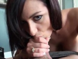 Latina babe down threadlike pussy having a affinity be expeditious for hard load of shit