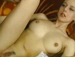 Well-born amateur gets their way pussy nailed