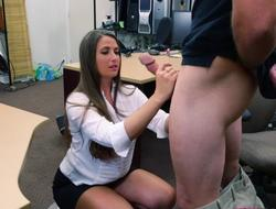 Pulling babe pounded at the end of one's tether unsightly gear-tooth keeper