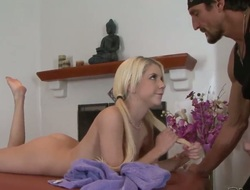 Astounding indulge in the matter of natural boobies Tessa Taylor is enjoying her sexual intercourse in the matter of sweet man Tommy Gunn, which is rendition an awesome job drilling her.