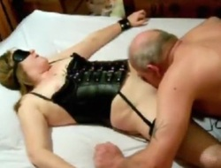 Fabulous Amateur videotape nearly wife scenes